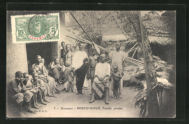 AK Porto-Novo, Famille Yoruba