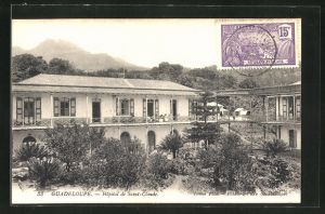 AK Guadeloupe, Hopital de Saint-Claude