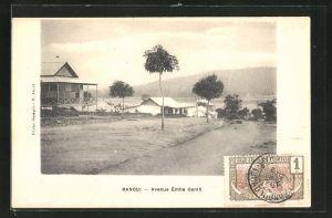 AK Bangui, Avenue Émile Gentil