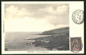 AK Anjouan, Le Littoral à Gomajou