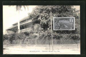 AK Pointe-à-Pitre, Une Villa