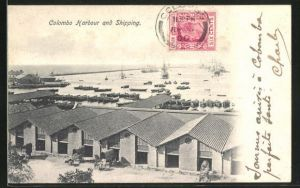 AK Colombo, Harbour and Shipping