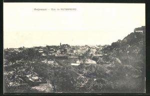 AK Matsamudu / Anjouan, Panorama