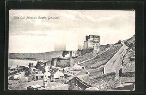AK Gibraltar, the old Moorish Castle