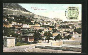 AK Gibraltar, Rosia and Barracks