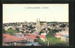 AK Port-au-Prince, Partie Est