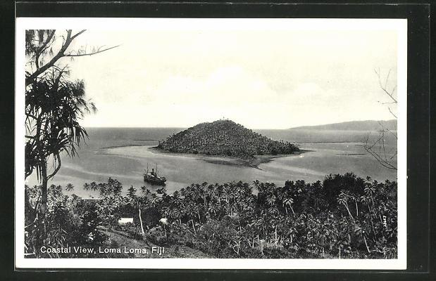 AK Loma Loma / Fiji, Coastal View