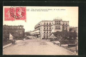 AK Colombo, The Grand Oriental Hotel