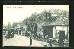 AK Colombo, Hindoo Temple
