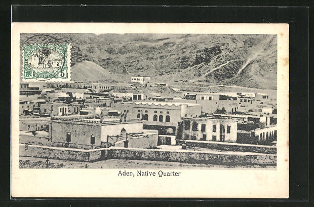 AK Aden, Native Quarter