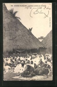 AK Guinea, La Salam preside par l'Almamy