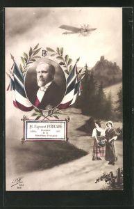 AK M. Raymond Poincaré, Président de la République Francaise