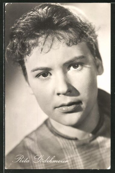 AK Schauspielerin Rita Gödikmeier spielte im Film