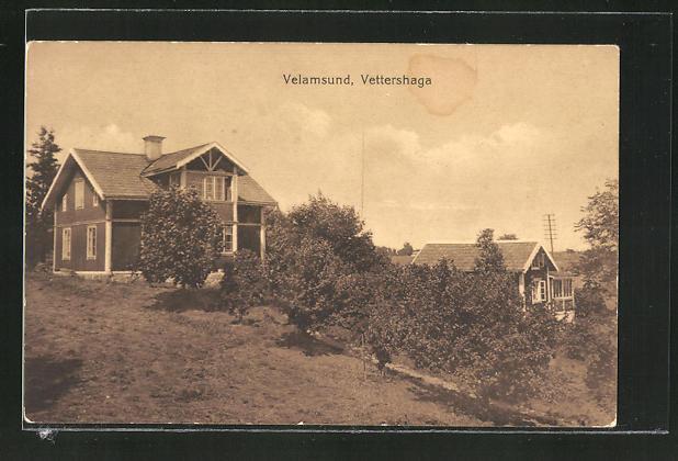 AK Vettershaga, Velamsund