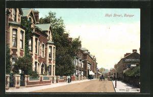 AK Bangor, View of High Street