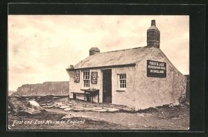 AK Lands End, First and Last House in England