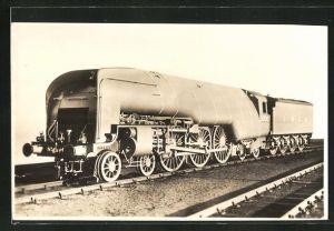 AK L-N-E-R High Pressure Compound, Express Locomotive No. 10.000, Stromlinienzug