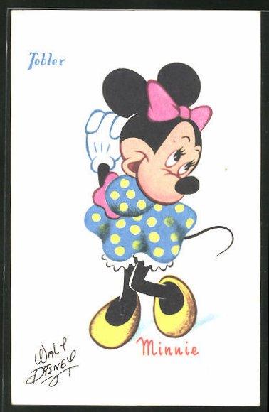 AK Chocolats Tobler, Walt Disney's Minnie Maus