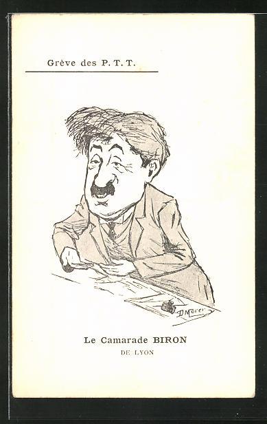 AK Le Camarade Biron, Poststreik