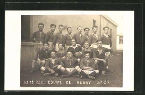 AK R.C.C. Équipe de Rugby, Rugby-Mannschaft