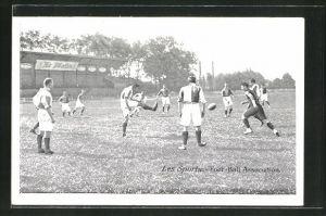 AK Les Sports - Foot-Ball Association, Rugby, American Football