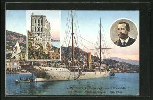 AK Monaco, Le Yacht du Prince