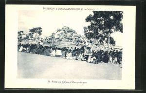 AK Ouagadougou, Foire au Coton