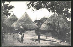 AK Bissau, Tabanca de Intim, antes da guerra