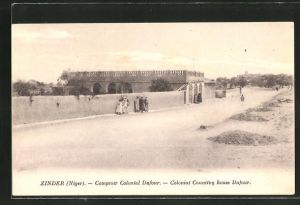 AK Zinder, Colonial Counting House Dufour