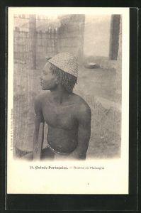 AK Guinea-Bissau, Brahme ou Mancagne