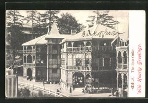 AK Simla, The Post Office