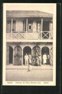 AK Bissau, Antonio da Silva Gouvea, Guine