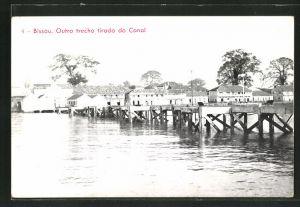 AK Bissau, Outro trecho tirado do Canal