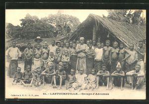 AK Lastoursville, Groupe d'Adoumas