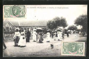 AK Conakry, Le Temple protestant