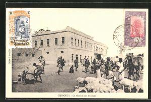 AK Djibouti, Le Marché aux Bestiaux