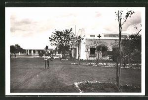 AK Niamey, Parkpartie am Hopital