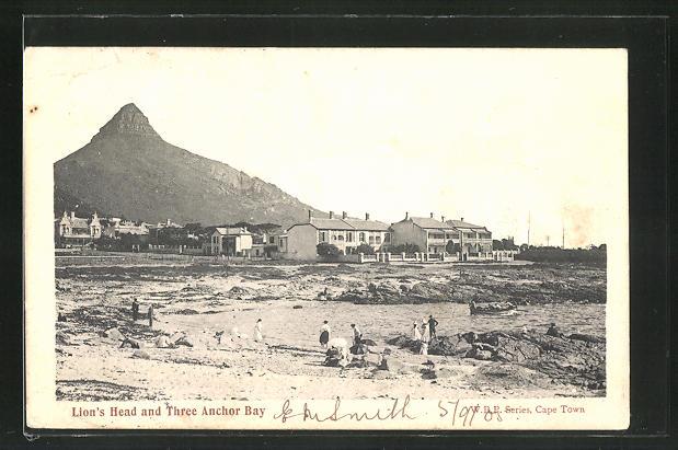 AK Cape Town, Lion's Head and Three Anchor Bay