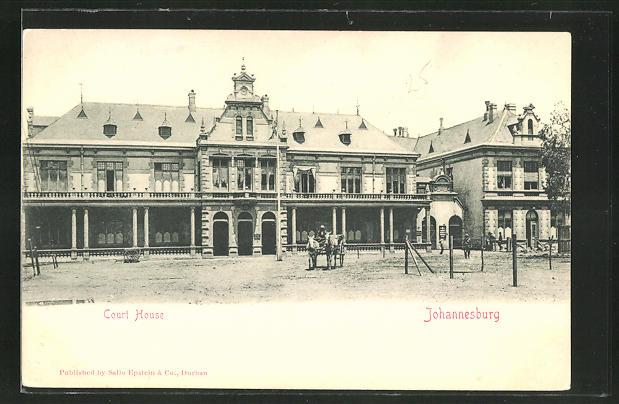 AK Johannesburg, Court House
