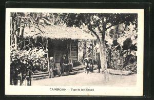 AK Cameroun, Type de case Douala