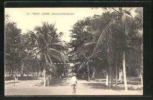 AK Lomé, Avenue Albert-Sarraut