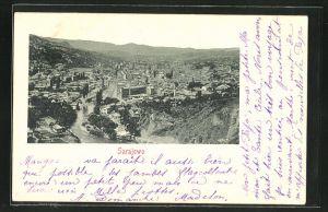 AK Sarajewo, Gesamtansicht
