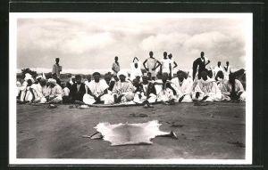 AK Niamey, Recitation du Coran