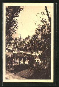 AK Tananarive, Marche du Zoma et Eglise de Faravohitra