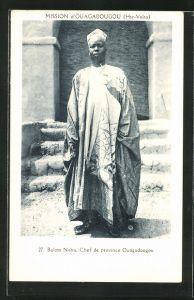AK Burkina Faso, Balom Naba, Chef de province Ouagadougou