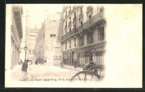 AK Paris, Fort Chabrol Cite d'Hoteville