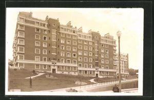 AK Ivry-sur-Seine, Rue Marat, les H.B.M., vue interieure