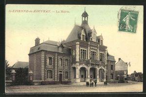 AK St. Etienne-du-Rouvray, La Mairie