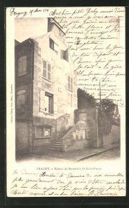 AK Eragny, Maison de Bernardin de Saint-Pierre