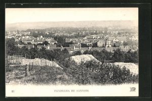 AK Sannois, Panorama des Ortes